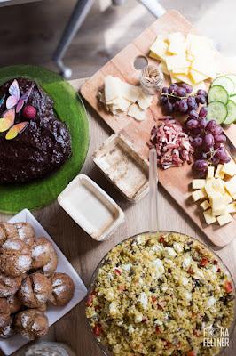 Käseplatte (hinten rechts) (c) Flora Fellner Fotografie