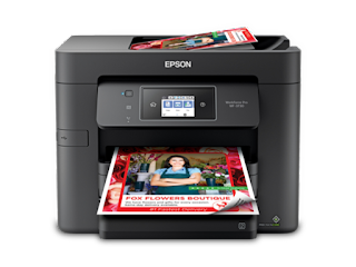 Epson WorkForce Pro WF-3730 driver download Windows, Mac, Linux