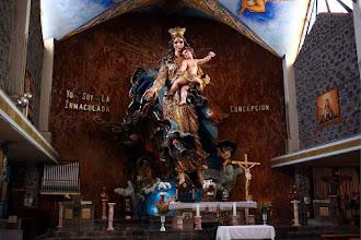 La escultura religiosa más grande de Latinoamérica está en Chignahuapan.