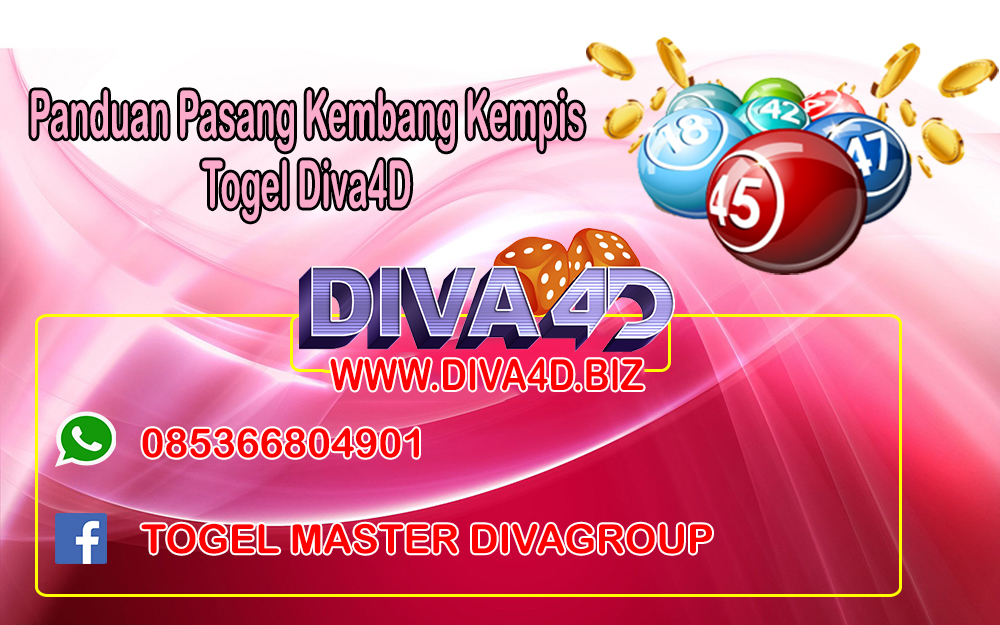 Panduan Pasang Kembang Kempis Togel Diva4D Togel Online | Situs Togel Online | Bandar Togel