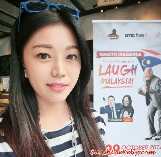 Laugh Malaysia Bloggers Gathering, To know malaysia is to laugh malaysia, Harith Inskander, Dr Jason Leong, Papa CJ, World Mental Health Day, Biggest Stand Up Comedy Asia, Laugh Malaysia, espressolab11, burger junkyard, happy day