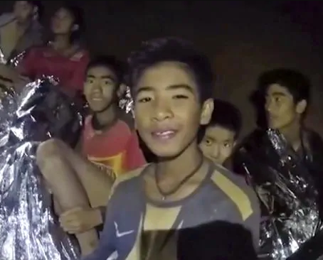 Thai cave rescuers lead all 12 boys, coach to safety