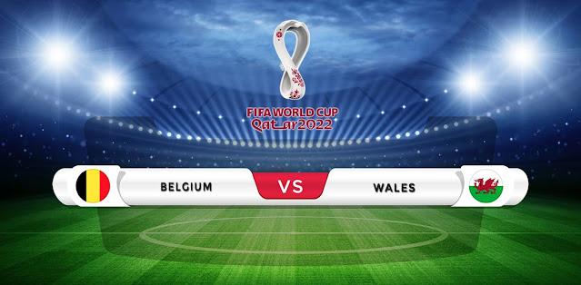 Belgium vs Wales Prediction & Match Preview