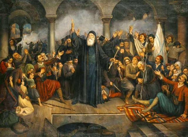 Εορτασμοί από τον Δήμο Ναυπλιέων και την Εκκλησία για τα 200 χρόνια από την Ελληνική Επανάσταση