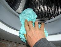 как правильно очистить стиральную машину,