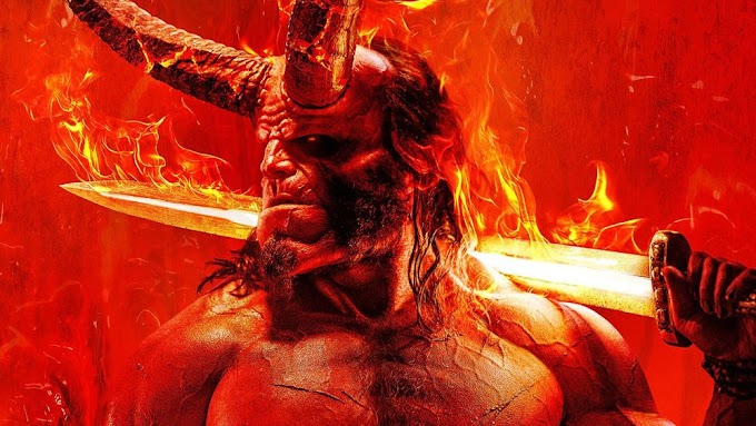 Hellboy (2019) Hindi English Dual Audio