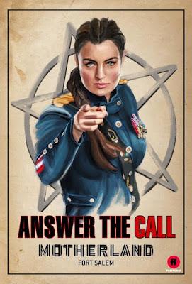 Motherland Fort Salem Series Poster 3