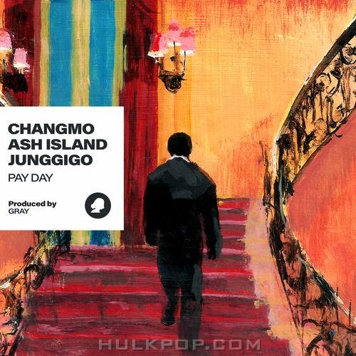 CHANGMO, ASH ISLAND, JUNGGIGO – PAY DAY with KozyPop – Single