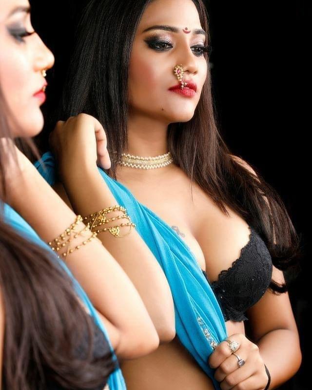 Rukmani Khandagale Bold And Hot Photos