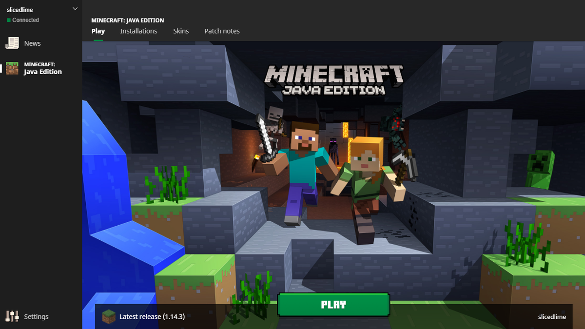 Download Minecraft Official Launcher