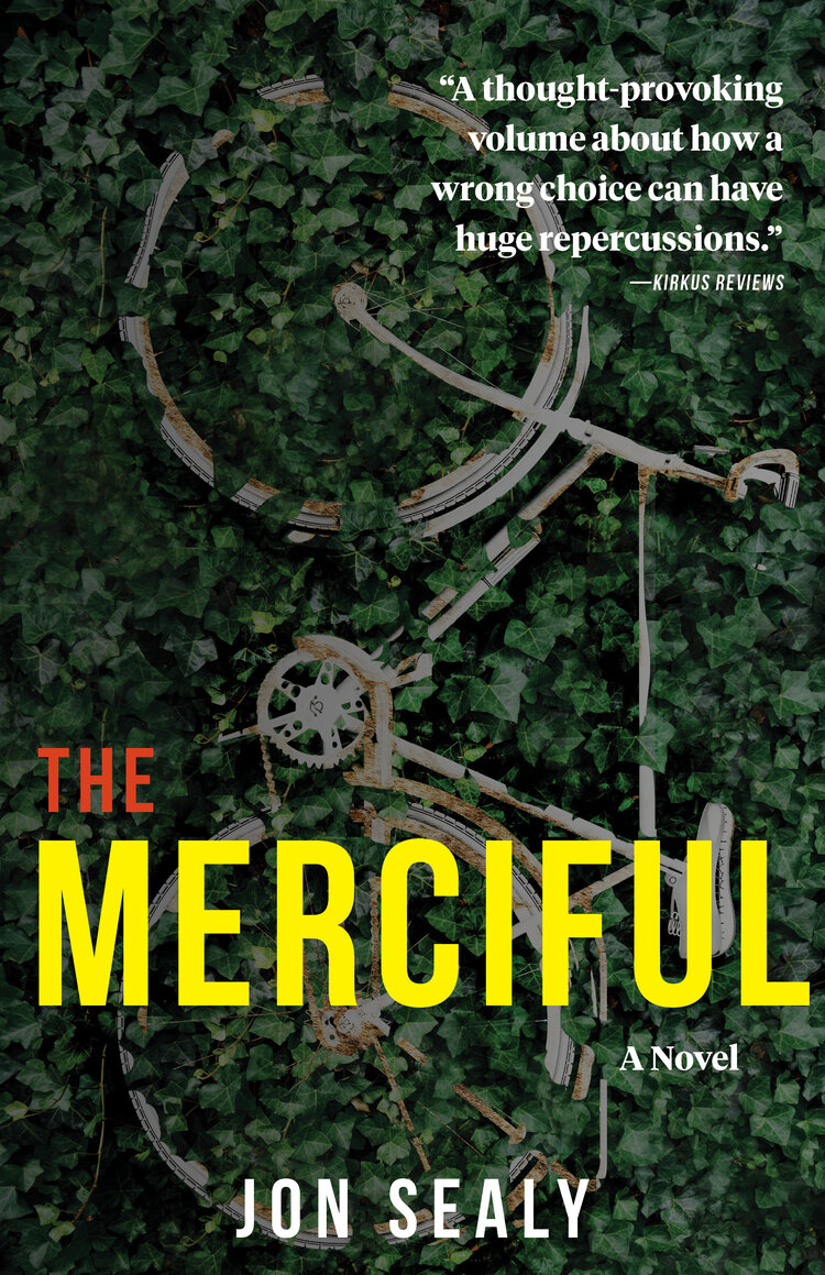 Giveaway - The Merciful - e-book