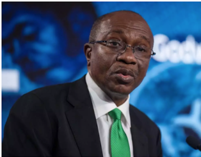 Emefiele ,CBN Gov threatened with two years jail sentence over N182 billion debt