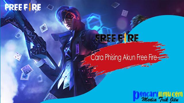 Cara Phising Akun FF Work link Download