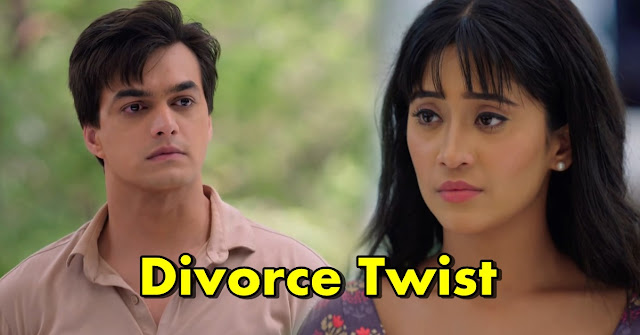 Divorce Twist : Vedika's nightmare turns true Kartik refuse to divorce Naira in YRKKH