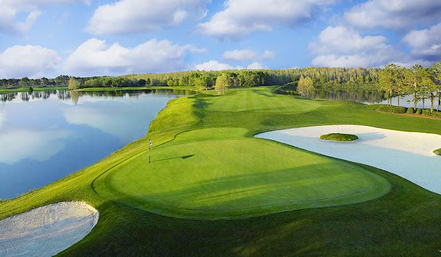 Falcon's Fire Golf Club em Kissimmee