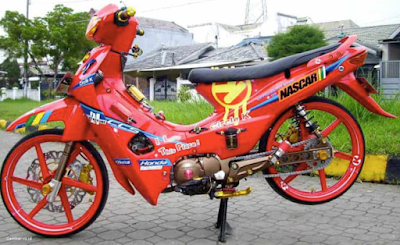 Modif Supra Fit Thailook