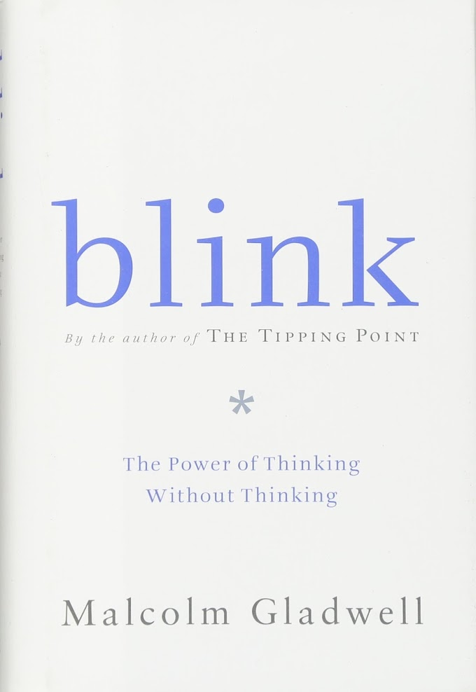 Blink by Malcolm Gladwell FREE Ebook Download