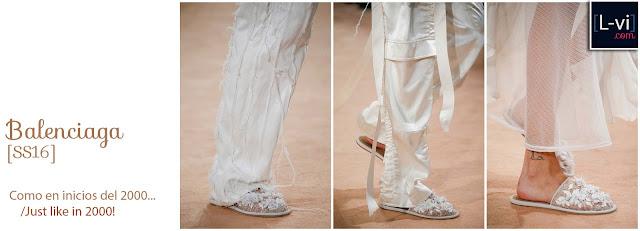 [SS16] Balenciaga: slippers. L-vi.com