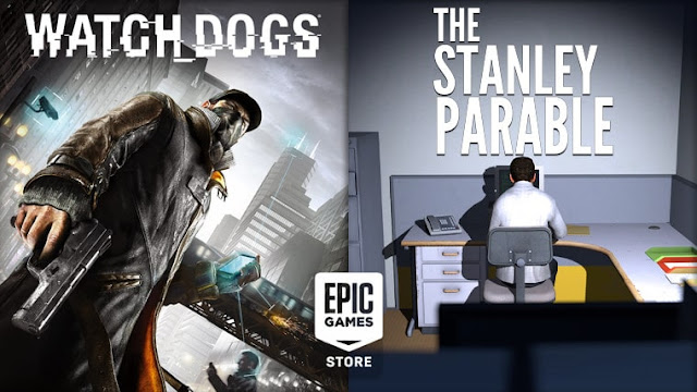 Watch Dogs dan The Stanley Parable