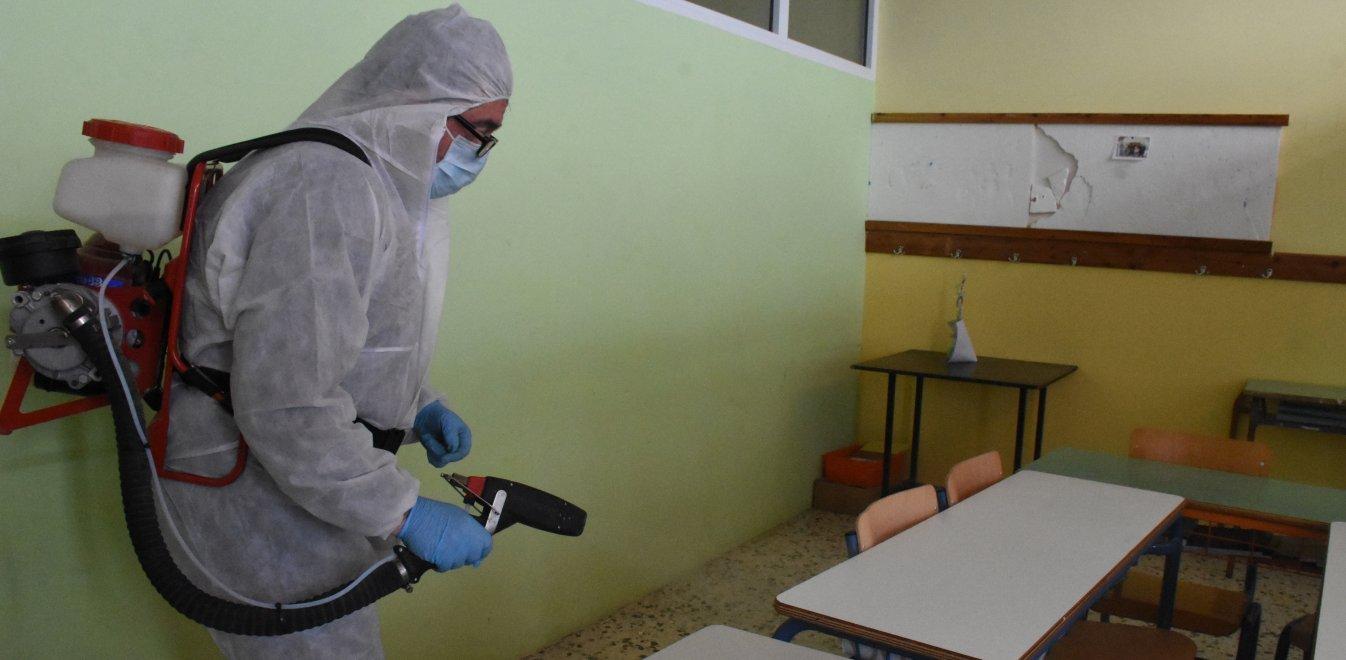 Κατέβασαν ρολά 10 τμήματα σε Σχολεία της Ξάνθης λόγω Covid-19