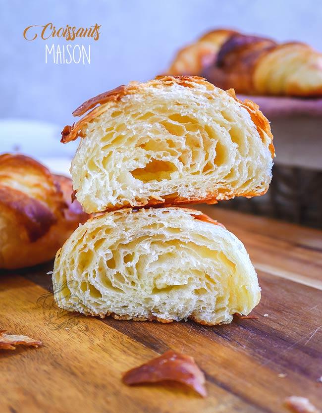 réussir croissants