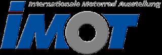 logo - iMOT 2018 em Munique