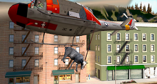 Download Goat Simulator v1.4.14 APK+DATA OBB Latest Update Terbaru