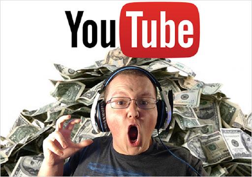 Kiếm tiền trên YouTube và các cách kiếm tiền với YouTube