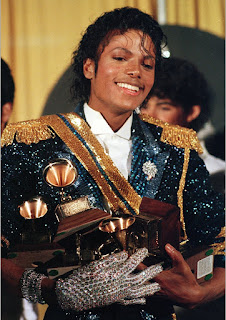 In 1984, he received 8 Grammy awards in one night.
