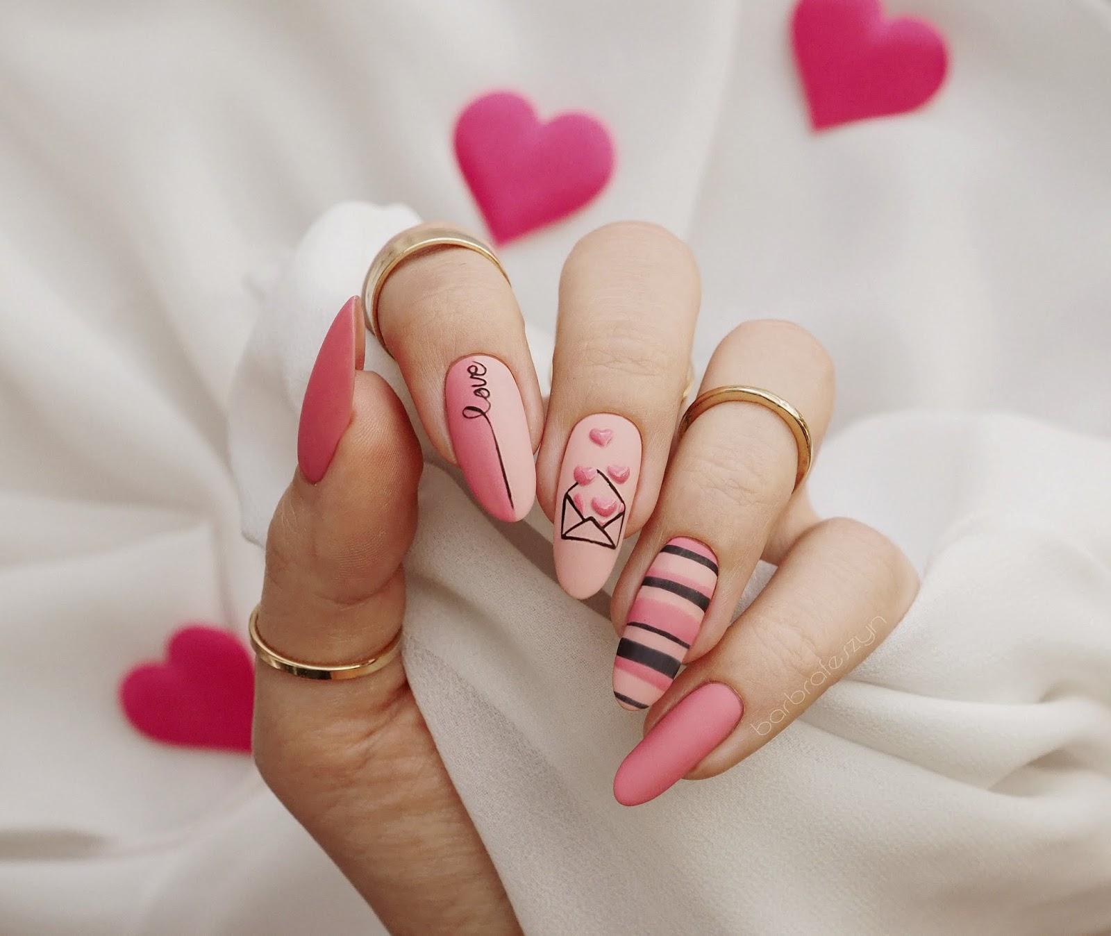 Slodkie Walentynkowe Zdobienie Kinetics Barbrafeszyn Blog O