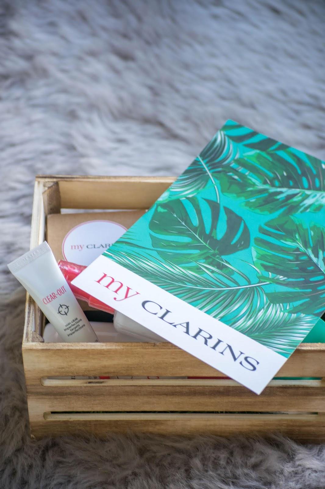 my clarins sephora