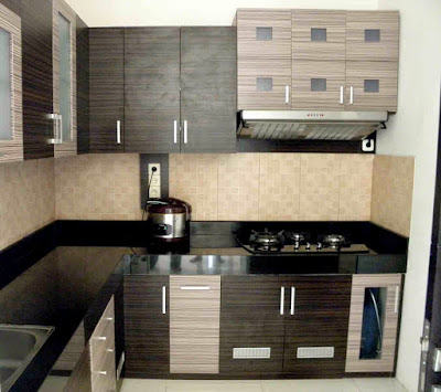 Inspirasi Interior Kitchen Set Minimalis