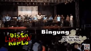 Lirik Lagu Bingung - Yon's DD