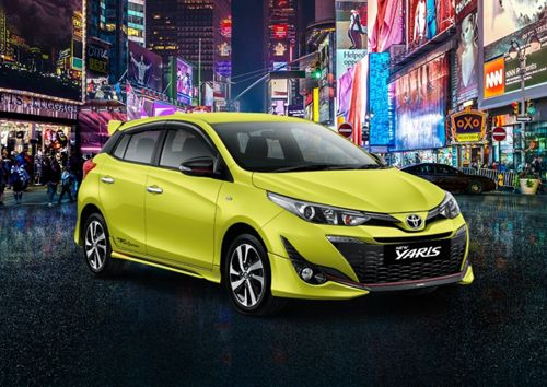 Harga Mobil Toyota Yaris 2019