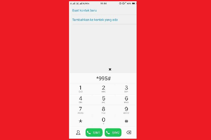 cara cek kuota kartu smartfren lewat kode dial