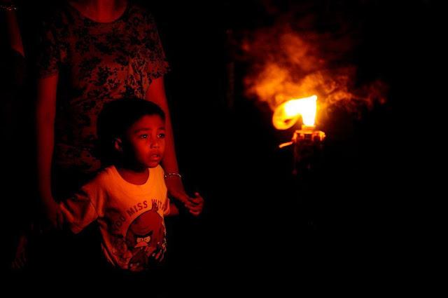 Mati Lampu Jakarta, yang Lahir Tahun 80an Pasti Kangen Zaman Dulu