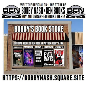 NEW! THE OFFICIAL BEN BOOKS ON-LINE STORE