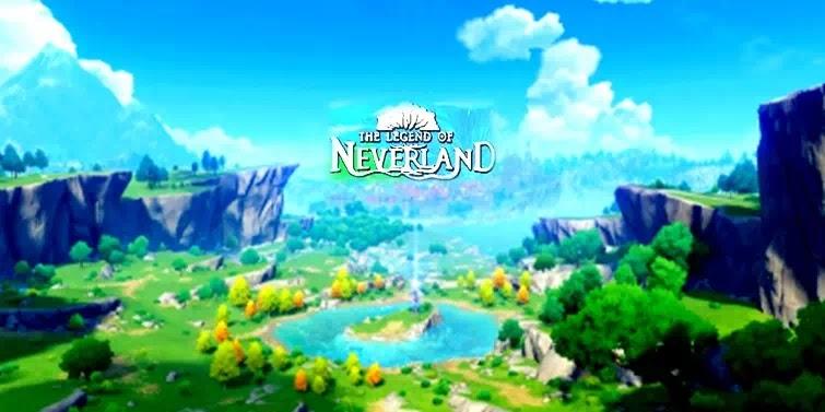 Letak Lokasi Treasure chests di The Legend of Neverland Game
