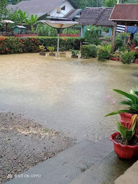 Ini Dia Foto-foto Banjir Terjang Beberapa Wilayah di Bone Setelah Hujan Deras