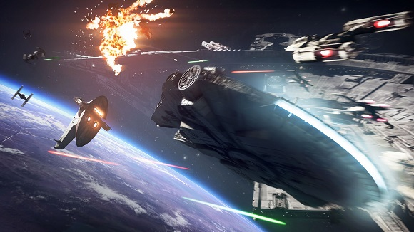 Star Wars Battlefront II-CODEX + FitGirl Repack – Deca Games