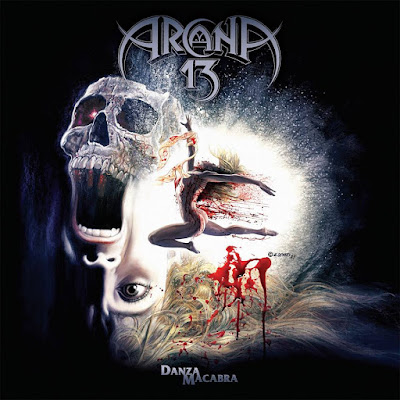 Arcana 13 - Danza Macabra - cover album