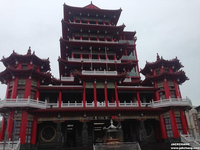 【旅行】嘉義景點-九華山地藏庵