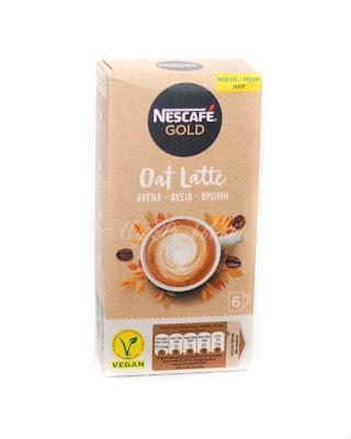 Nescafe Gold latte Avena