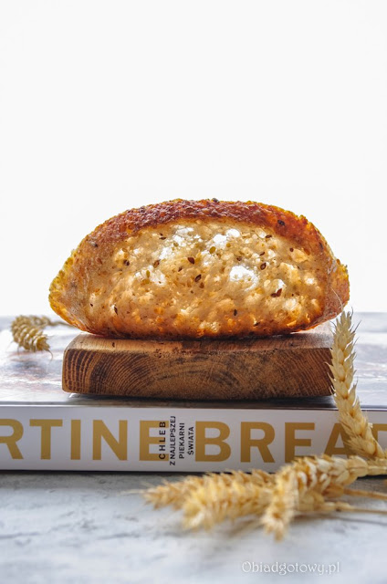O chlebie z najlepszej piekarni świata - Tartine bread