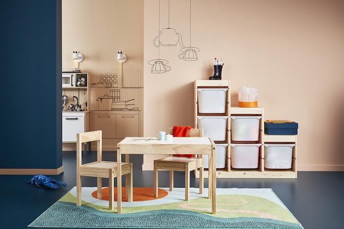 sistema almacenaje TROFAST catálogo IKEA 2019