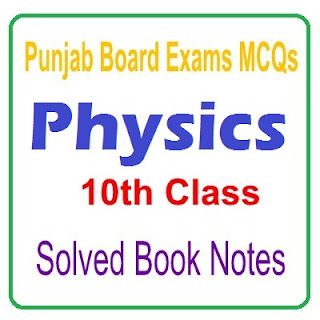 File:All Punjab Board of Paksitan MCQs of Phyiscs 10th Class.svg