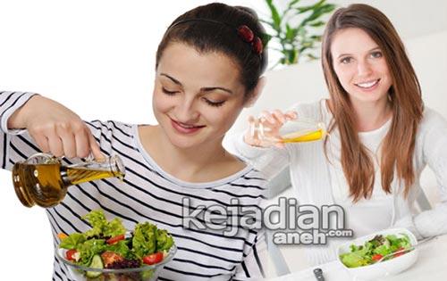 Bagaimana Minyak Zaitun Bantu Turunkan Berat Badan