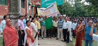 नियोजन जागरूकता के लिए निकाली गई जन जागरण रैली
