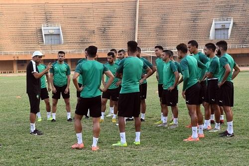 """34 لاعبا محليا يدخلون معسكرا تدريبيا بمركب محمد السادس استعدادا لـ""""الشان"""""""