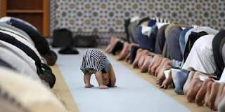 Curhatan orang yang Butuh Masjid Ramah Anak-Anak